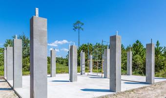 Concrete Pier Foundation | CCF Florida Coastal Concrete Foundations
